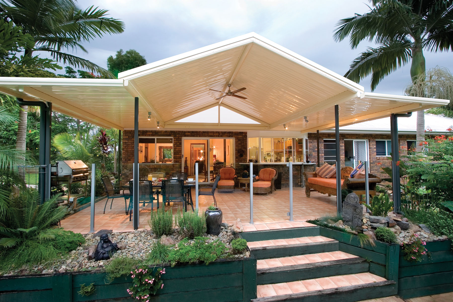Roof Design Ideas: Stratco Outback Patios